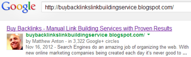 google authorship works with 3rd party websites